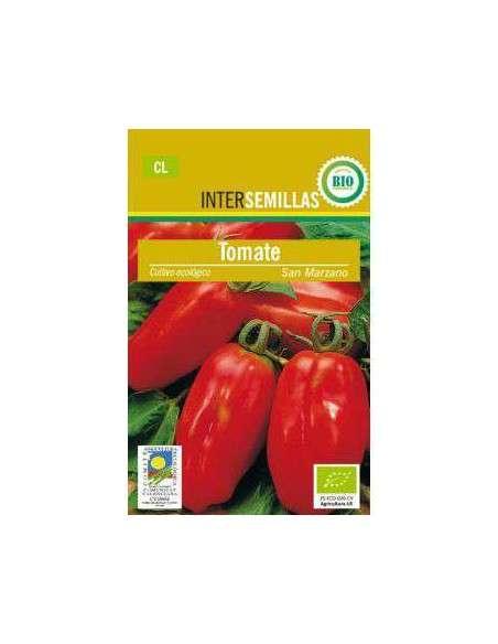 Semillas Tomate San Marzano Ecológicas INTERSEMILLAS - 2