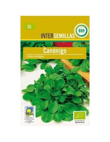 Semillas de Canónigo Valeriana Locusta Ecológicas INTERSEMILLAS - 1