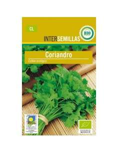Semillas de Cilantro, Cilandro Coriandro Ecológicas INTERSEMILLAS - 1