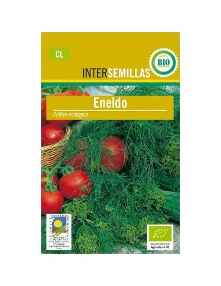 Semillas de Eneldo Ecológicas INTERSEMILLAS - 1