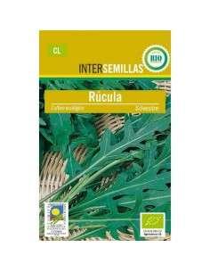 Semillas de Rúcula Silvestre Ecológicas