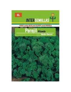 Semillas de Perejil Rizado Verde Oscuro 8gr. INTERSEMILLAS - 1