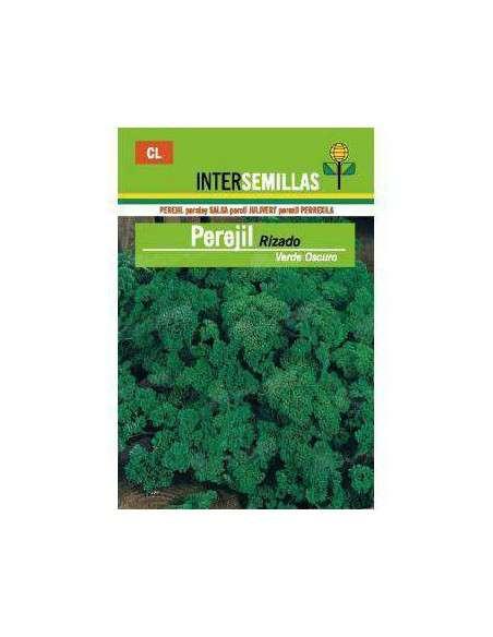Semillas de Perejil Rizado Verde Oscuro 8gr. INTERSEMILLAS - 2