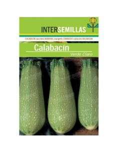 Semillas de Calabacín Verde CLaro 8gr.