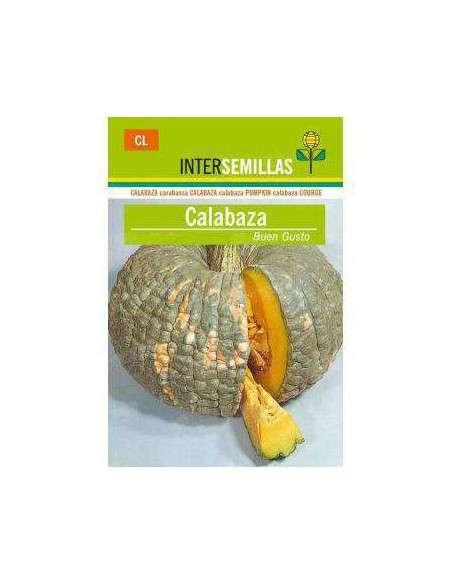 Semillas de Calabaza Buen Gusto 5gr. INTERSEMILLAS - 2