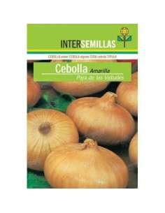 Semillas de Cebolla Amarilla Virtudes 7gr. INTERSEMILLAS - 1