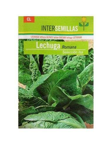 Semillas Lechuga Romana Isa 8gr.