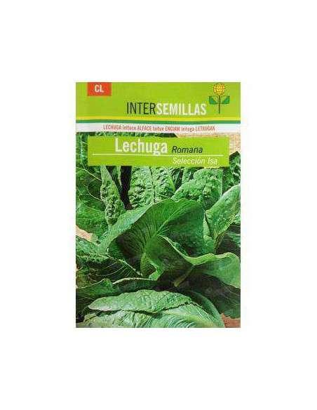 Semillas de Lechuga Romana Isa 8gr. INTERSEMILLAS - 2