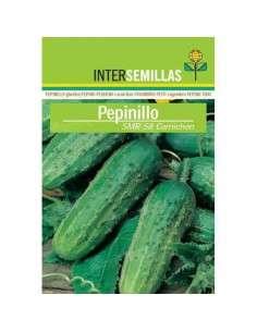 Semillas de Pepinillo SMR-58 Cornichón 8gr. INTERSEMILLAS - 4