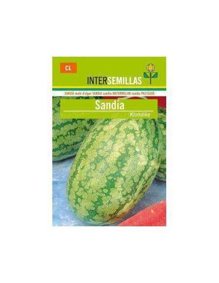 Semillas de Sandía Klondike 10gr. INTERSEMILLAS - 2