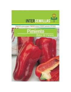 Semillas de Pimiento Dulce España 4gr.