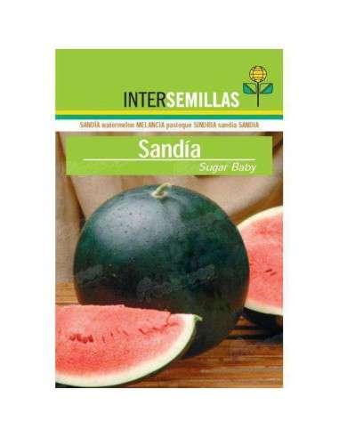 Semillas Sandia Sugar Baby 10gr.