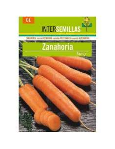 Semillas de Zanahoria Fancy 8gr.