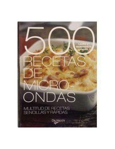 500 Recetas de Microondas