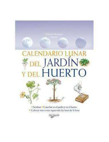 Calendario lunar del jardín y del huerto De Vecchi - 1