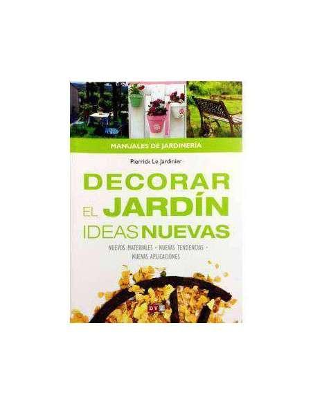 Decorar el jardín, ideas nuevas De Vecchi - 61