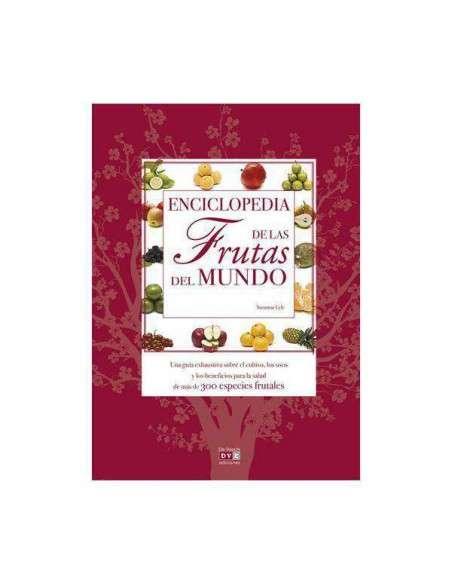 Enciclopedia de las Frutas del Mundo De Vecchi - 1