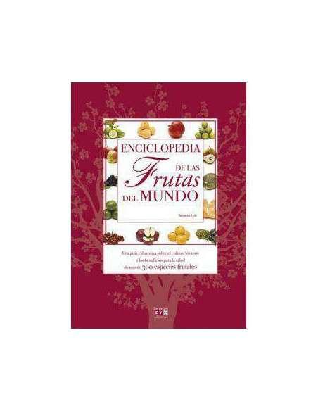 Enciclopedia de las Frutas del Mundo De Vecchi - 2