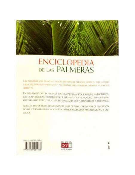 Enciclopedia de las Palmeras De Vecchi - 77
