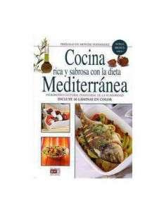 Cocina Rica y Sabrosa con la dieta Mediterránea De Vecchi - 58