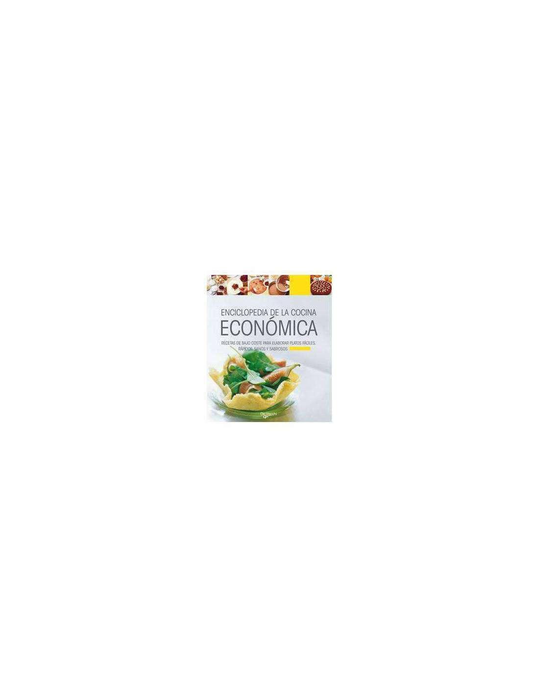 Enciclopedia de la cocina econ mica por 13 90 en cocopot for Enciclopedia de cocina pdf