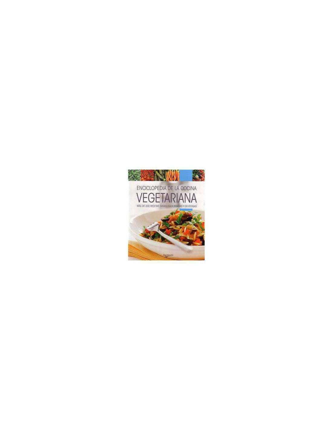 Enciclopedia de la cocina vegetariana por 13 90 en cocopot for Enciclopedia de cocina pdf