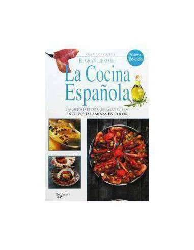 El Gran Libro de la Cocina Española De Vecchi - 1