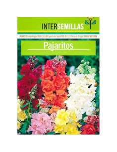 Semillas de Pajaritos INTERSEMILLAS - 1