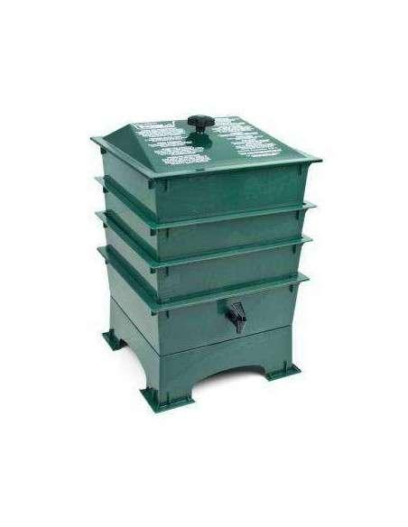 Vermicompostador Verde COCOPOT - 15