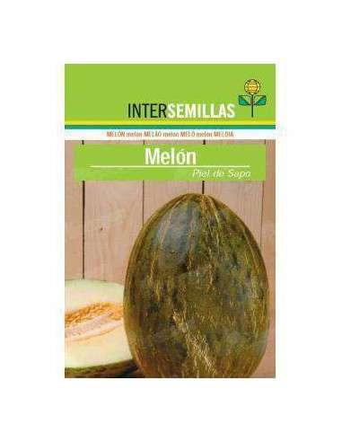 Semillas de Melón Piel de Sapo 500gr. INTERSEMILLAS - 1