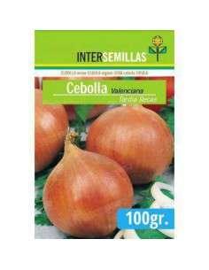 Cebolla Valenciana Tardía Recas 100gr.