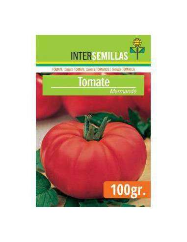Semillas Tomate Marmande 4gr.