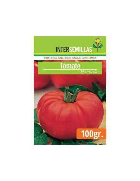 Semillas Tomate Marmande 100gr. INTERSEMILLAS - 1