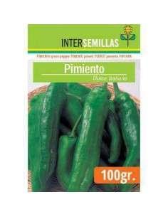 Semillas de Pimiento Dulce Italiano Seleción 100gr. INTERSEMILLAS - 1