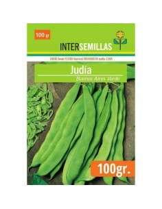 Semillas de Judía Buenos Aires Verde 100g. INTERSEMILLAS - 1