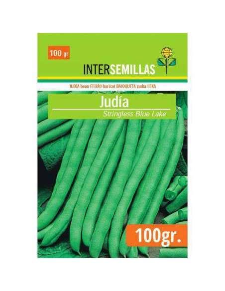 Semillas de Judía Stringless Blue Lake 100g. INTERSEMILLAS - 1