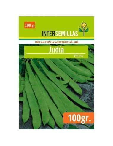 Semillas Judía Plana Primo 100g.
