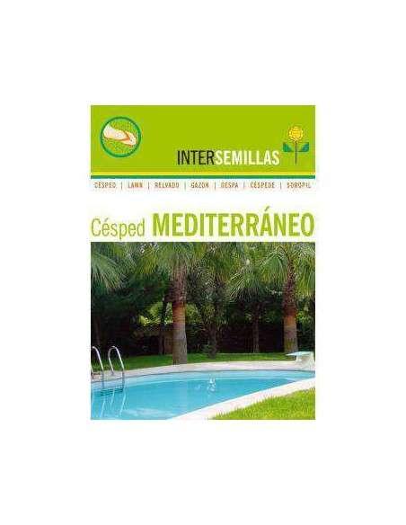 Semillas de Césped Mediterráneo con Grama 1Kg. INTERSEMILLAS - 2