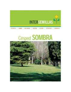Semillas de Césped Sombra 1Kg. INTERSEMILLAS - 1