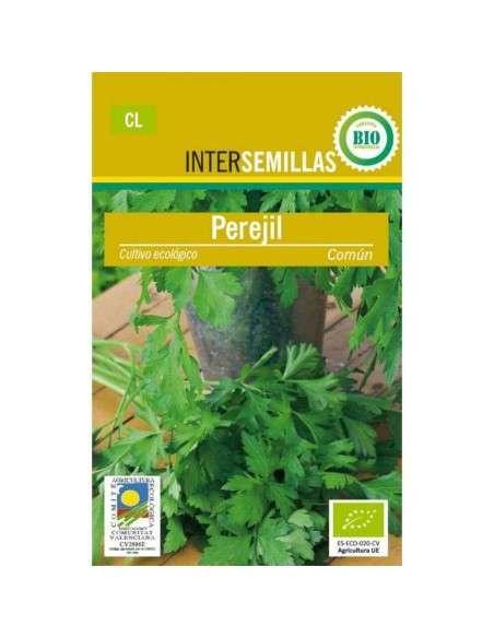 Semillas de Perejil Común Ecológicas 5gr. INTERSEMILLAS - 1