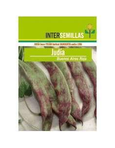 Semillas de Judía Buenos Aires Roja 100g. INTERSEMILLAS - 1