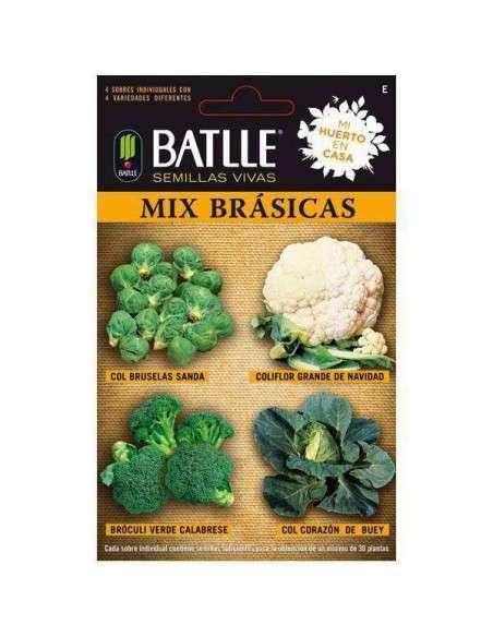 Semillas Mix Brásicas Semillas Batlle - 1