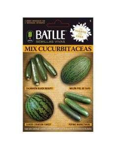 Semillas Mix Cucurbitaceas