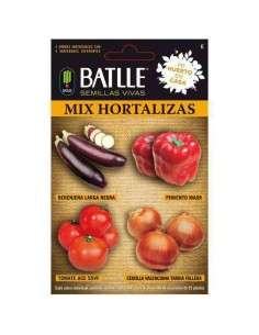 Semillas Mix Hortalizas Semillas Batlle - 1