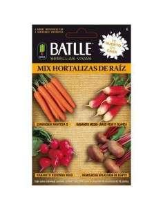 Semillas Mix Hortalizas Raíz Semillas Batlle - 1