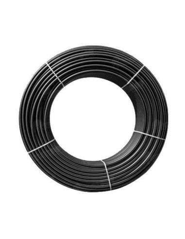 Tubería Negra Lisa ∅16mm. 50m.