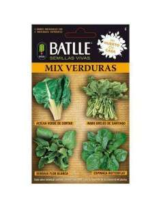 Semillas Mix Verduras Semillas Batlle - 1
