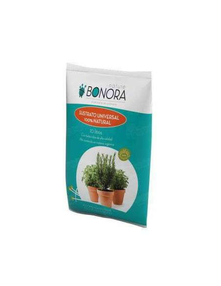 Sustrato Ecológico 10 litros BONORA - 1