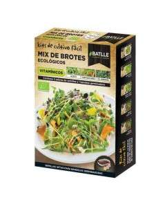Kit Germinador Brotes Vitamínicos