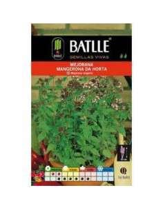 Semillas de Mejorana Semillas Batlle - 1